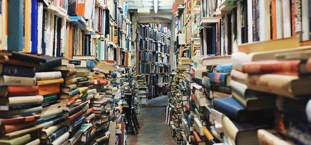 Boeken organiseren doe je zo!